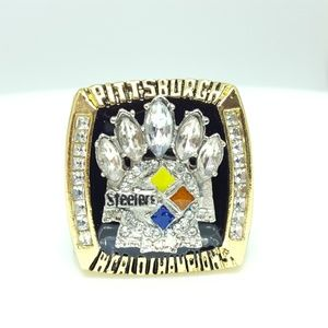 Other - Pittsburgh Steelers 2005 Fan Edition Champ Ring